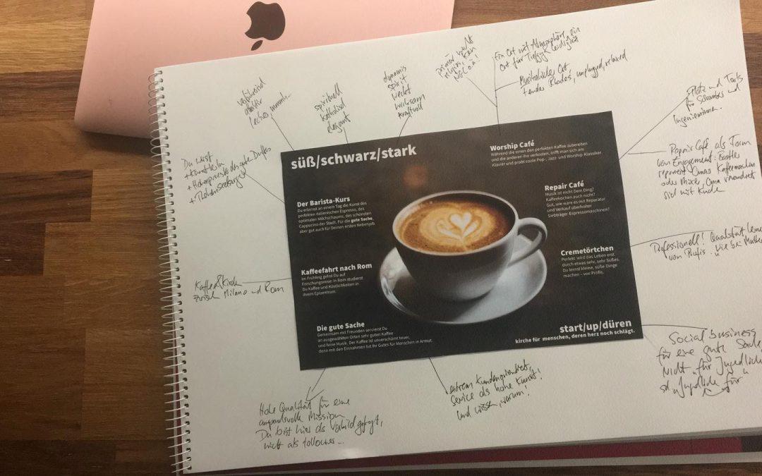 Codename Kaffeefahrt – Kirche als Espressomaschine
