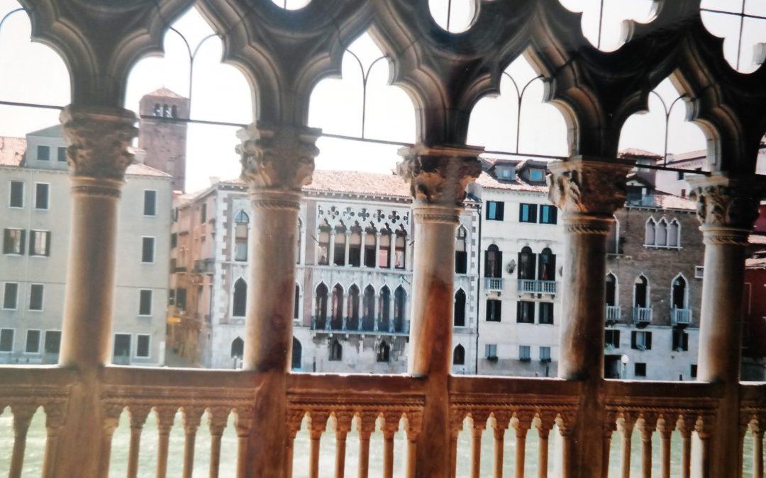 Phantasiereise nach Venedig
