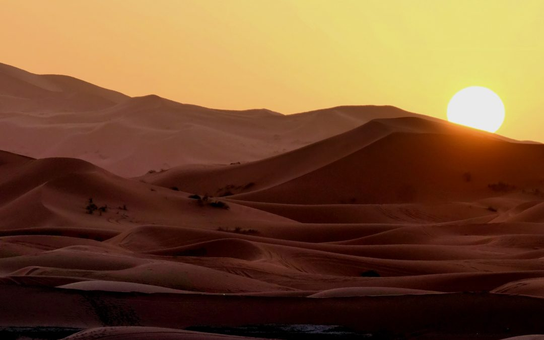 Phantasiereise nach Marokko